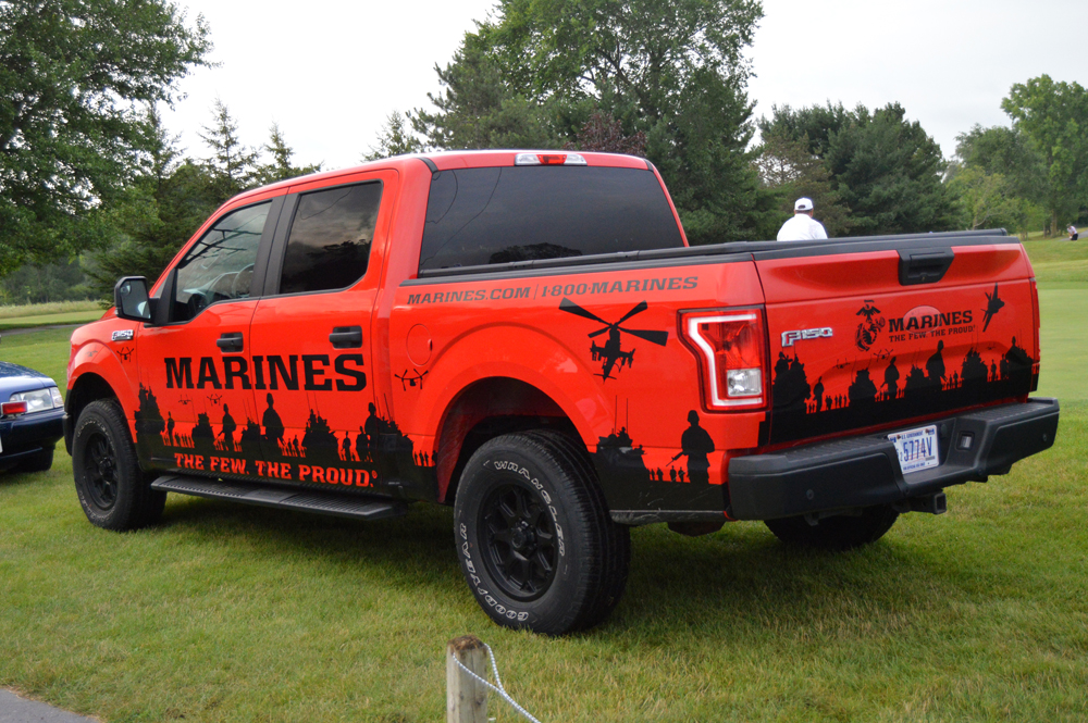 Photo of United States Marine Truck