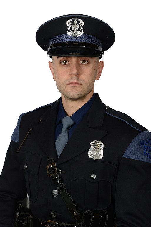 Public Safety Memorial: Trooper Caleb Starr